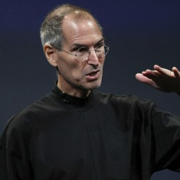 SAN FRANCISCO - SEPTEMBER 09:  Apple CEO Steve Jobs speaks during a special event September 9, 2008 in San Francisco, California. Jobs announced a new version of the popular iTunes software new versions of the iPod Nano and Touch.  (Photo by Justin Sullivan/Getty Images)